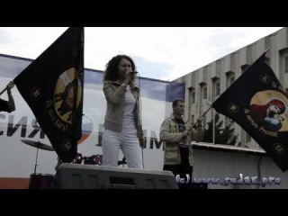 Крымская весна 2014  Судак