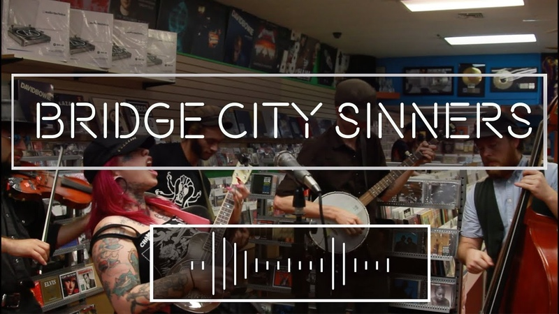 BRIDGE CITY SINNERS Mikey's Song THE GHOST MOTEL SESSIONS