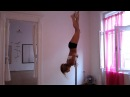 Pole Fitness Routine - Orsolya Pall