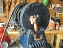 25 LB. Little Giant Power Hammer Overview