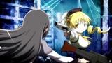 Puella Magi Madoka Magica Rebellion - Homura vs Mami 60fps FI - sub ESP &amp ENG