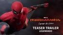 Homem Aranha Longe de Casa Teaser Trailer Internacional LEG 04 de julho nos cinemas
