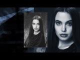 Анджелина Джоли (Angelina Jolie) в фотосессии Роберта Кима (Robert Kim) (1991)