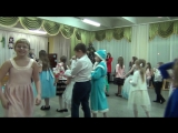 4)Новогодний карнавал в ДМШ №6 - Баба-Яга и Дед Мороз 22.12.2017 (Нижнекамск)