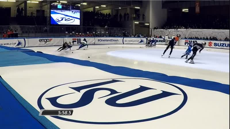 ISU World Cup Short Track Feb 08 Feb 10 2019 Torino ITA