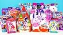 My little pony Mix! СЮРПРИЗЫ игрушки МУЛЬТИК Май литл пони Sweet Box, Kinder Surprise eggs unboxing