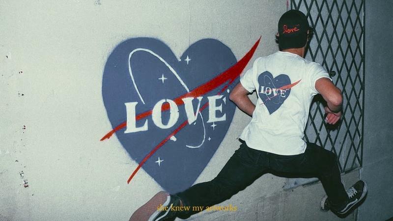 42. love is 'любовь' by dein.tm;