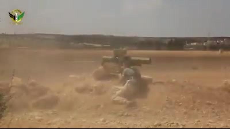Протурецкие повстанцы вблизи Эль-Баба уничтожили диверсионную группу Асадитов