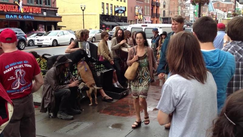 3 США июль 2012 , Нэшвилл (часть 3)