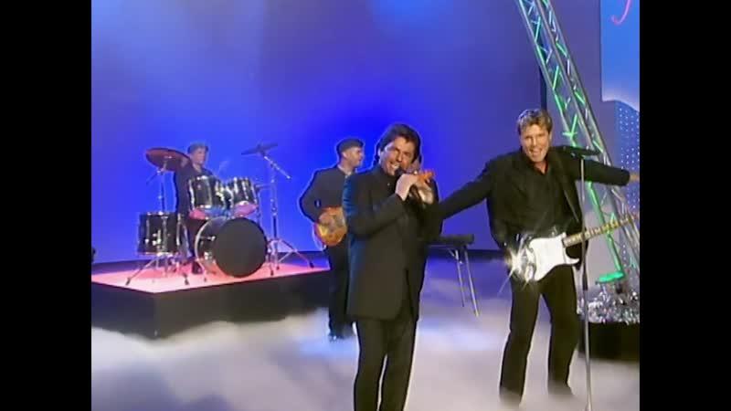 Modern Talking-We Take The Chance (ZDF, Die Patrick Lindner Show,01.11.1998)