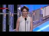 www.akalin.net.tc | 69.Golden Globes Ödül Törenindeki Meltem Cumbul'un Konuşması
