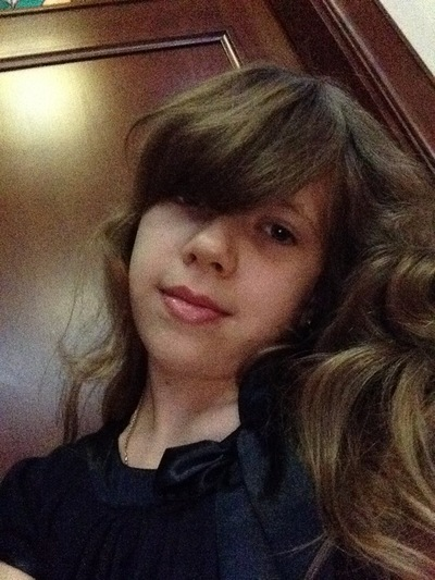 Полина Жеребцова, 18 февраля , Москва, id216344056