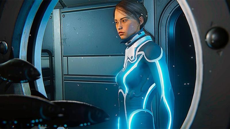 BEYOND BLUE - Gameplay Trailer (2018) New Underwater Exploration Game