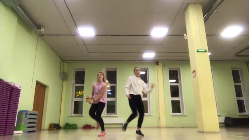 Ирина и Катя