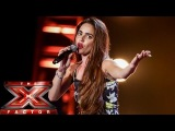 Chloe O'Gorman sings Whitney's I Didn't Know My Own Strength | Boot Camp | The X Factor UK 2014