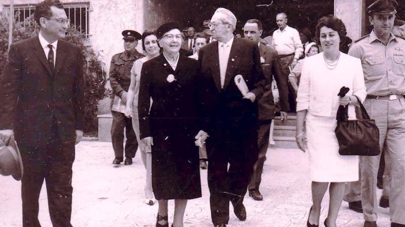 Іцхак Бен-Цві - полтавець, засновник держави Ізраїль