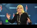 France Le Pen dit son admiration pour Vladimir Poutine