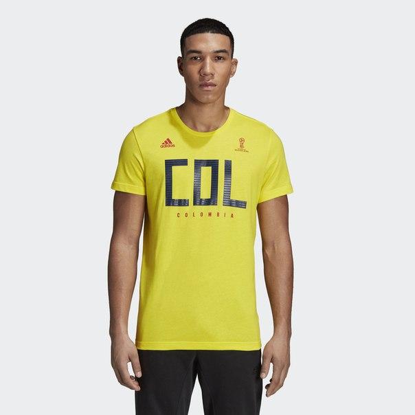 Футболка Колумбия