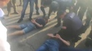 Травмовані поліцейські і затримані титушки