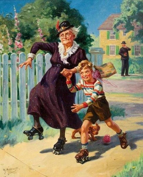 Про бабушек ☺