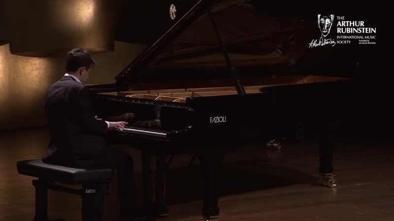 Rachmaninov - Moments Musicaux, Op 16 (Luka Okros)
