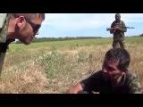 Батальон Азов, Донбасс, Кривбасс ополченцы взяли в плен. Доберман сбежал первым