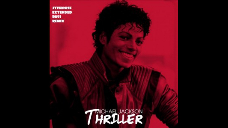 Michael Jackson - Thriller (2013) Remix