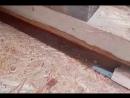 Перенос каркасного дома 10х10м на 4 метра в СНТ 19 километр Массив Восход