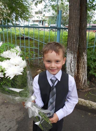 Матвей Шмаков, 28 апреля , Новосибирск, id210444526