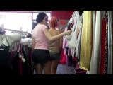 Sarina Valentina and Bailey Jay go shopping!