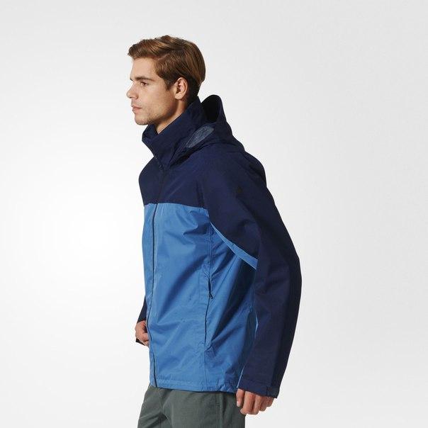 Куртка Wandertag Colorblock
