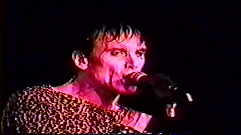 The Cramps — Mean Machine - 1997 Live in Texas
