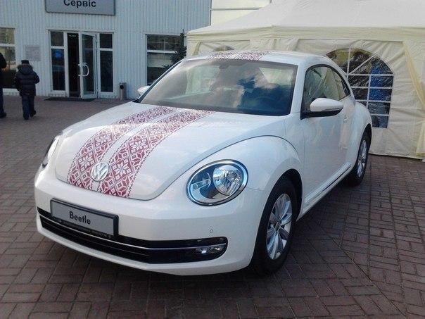Volkswagen тюнінгований українцями
