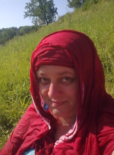 Марина Огаркова, 19 июня 1992, Красноярск, id210233465