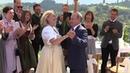 Танец с невестой и тост на немецком. Путин побывал на свадьбе главы МИД Австрии