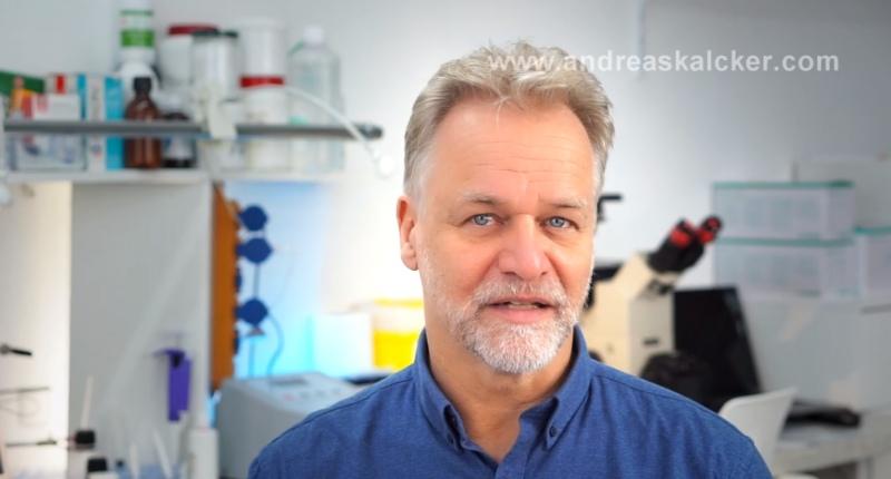 Интервью Проекта Камелот с физиком Андреасом Калкером о его исследовании в борьбе против КВ Z3E8WkPGKhY