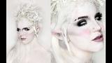 WINTER FAIRY Fae Makeup Tutorial Apply Elf Ears