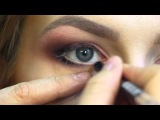 Свадебный макияж своими руками (обучающее видео) [zhezelru]