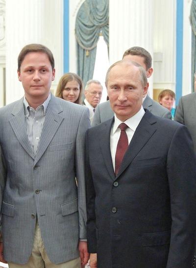 Андрей Кравченко, 1 июля 1988, Москва, id9636815