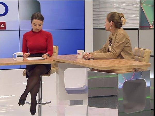 ГТРК ЛНР Утро на Луганск 24 А Корнеева 23 апреля 2018