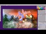 Perfect World [Speed Art [Adobe Photoshop CС] HD]