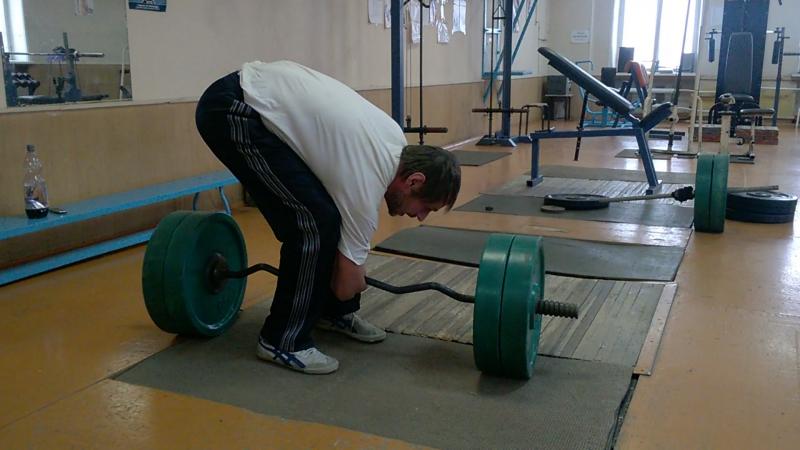 Силовой, опасный, экстрим, 208 кг, отрыв в особо опасном положении. Исполняет Жека, не повторять