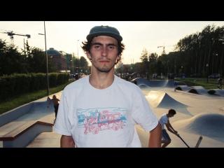 Зотов Артем skatepark edit
