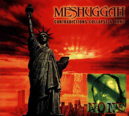 Meshuggah альбом Contradictions Collapse Classic Series