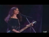 Susanna Hoffs (The Bangles) - My Side of the Bed (live)
