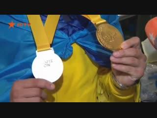 Взяли 20 медалей - тріумф ветеранів війни на Іграх нескорених