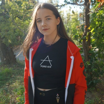 Лиза Харитонова