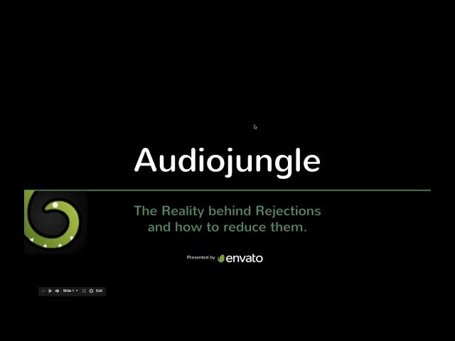 The top rejection reasons in the Audio Jungle review process And how to avoid them