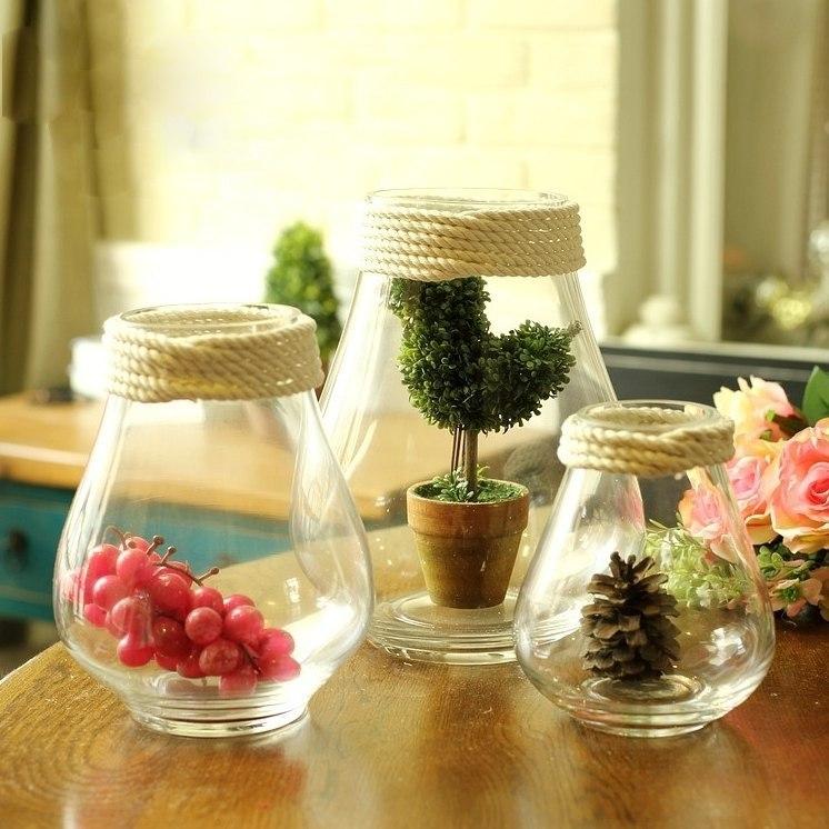 Оригинальные вазы -