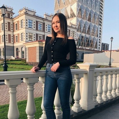 Dasha Bolshakova